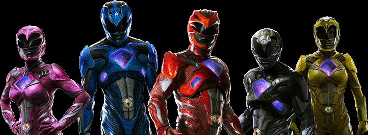 Power Rangers Kinofilm