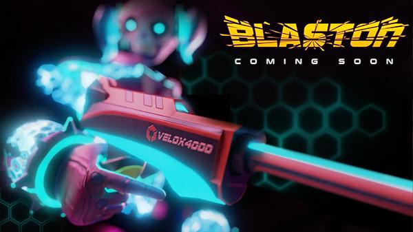 Blaston bietet VR-Duelle
