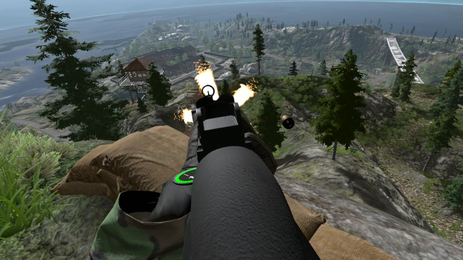 Virtual Battlegrounds ist gestartet