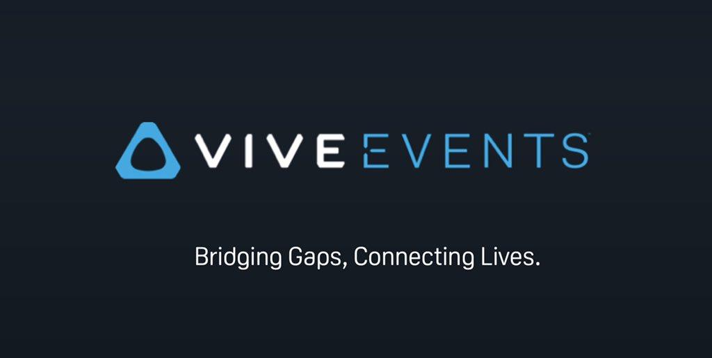 HTC stellt Vive Events vor