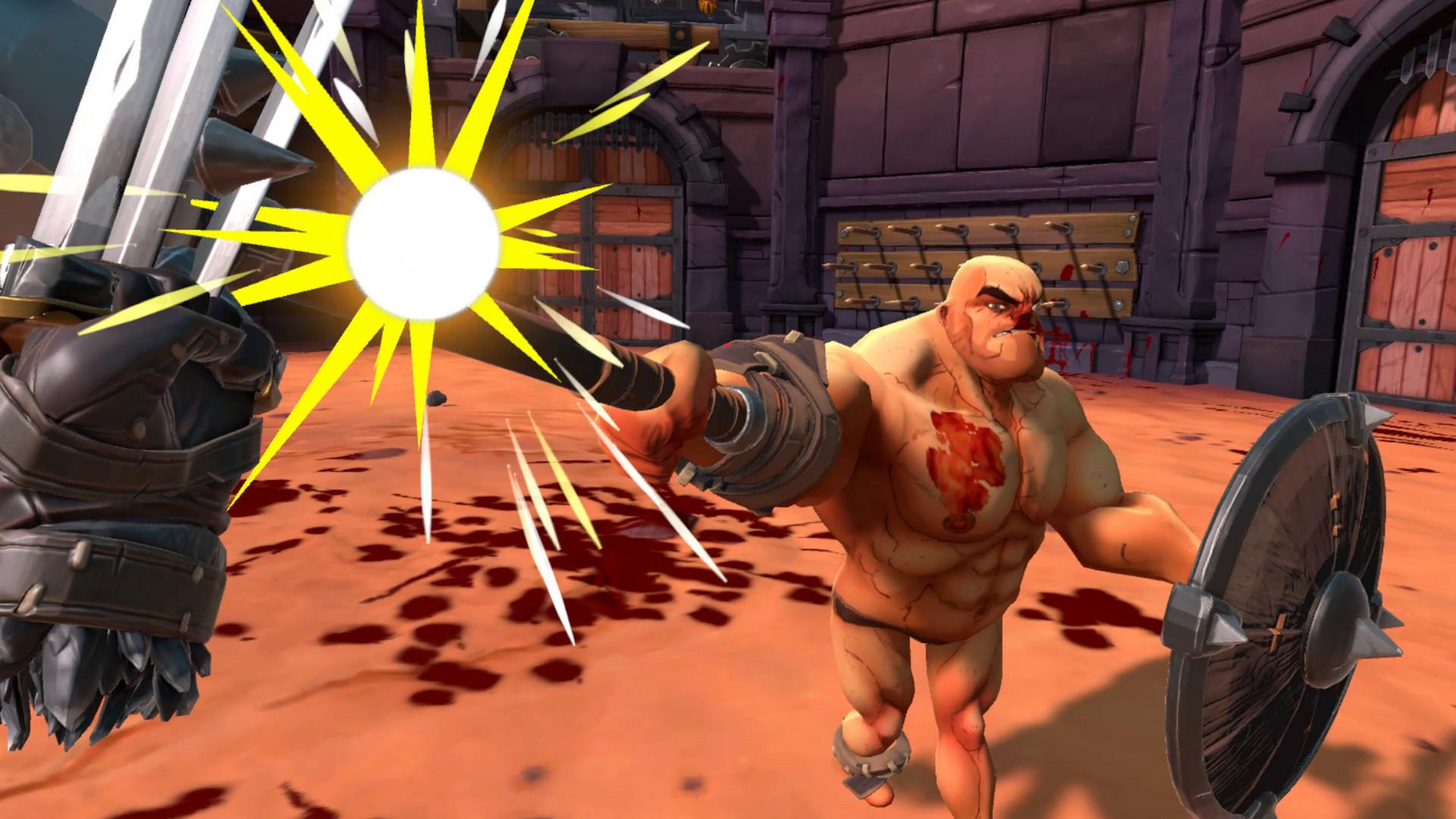 Gorn erscheint für PlayStation VR