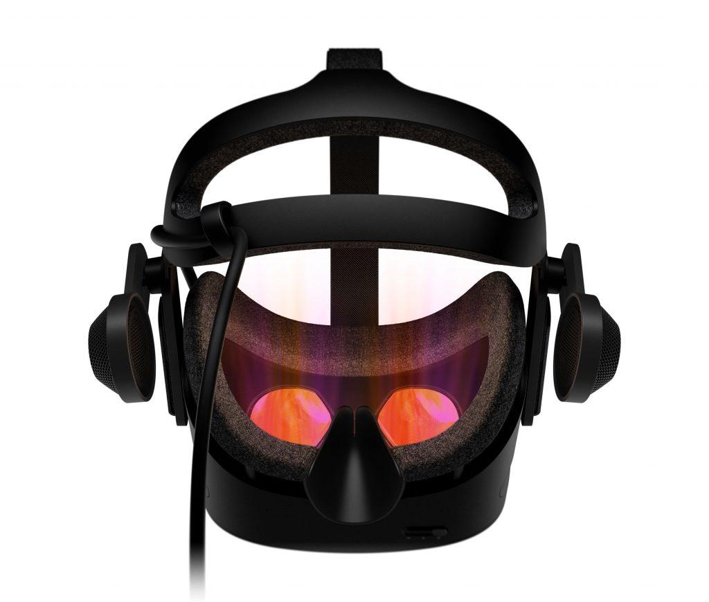 HP enthüllt neues VR-Headset