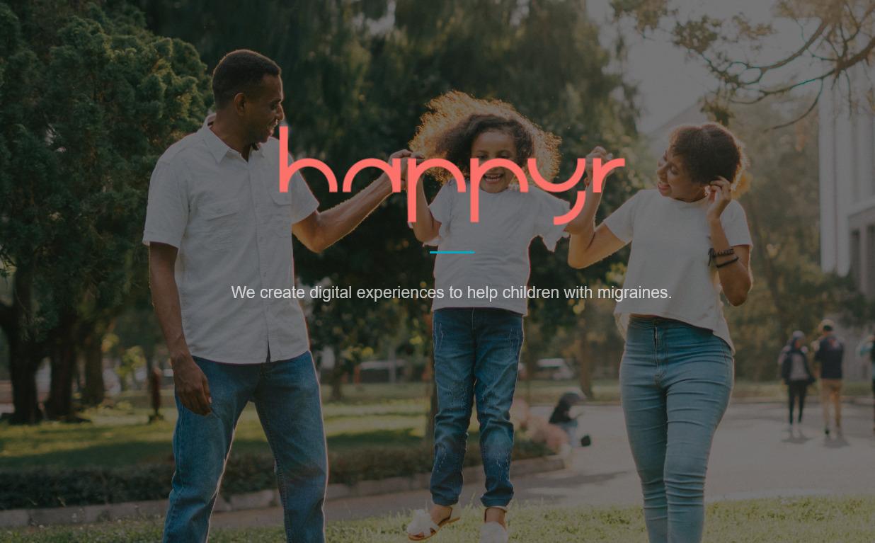 Happyr Health - AR-Spiele-App als digitale Therapie für junge Migränepatienten