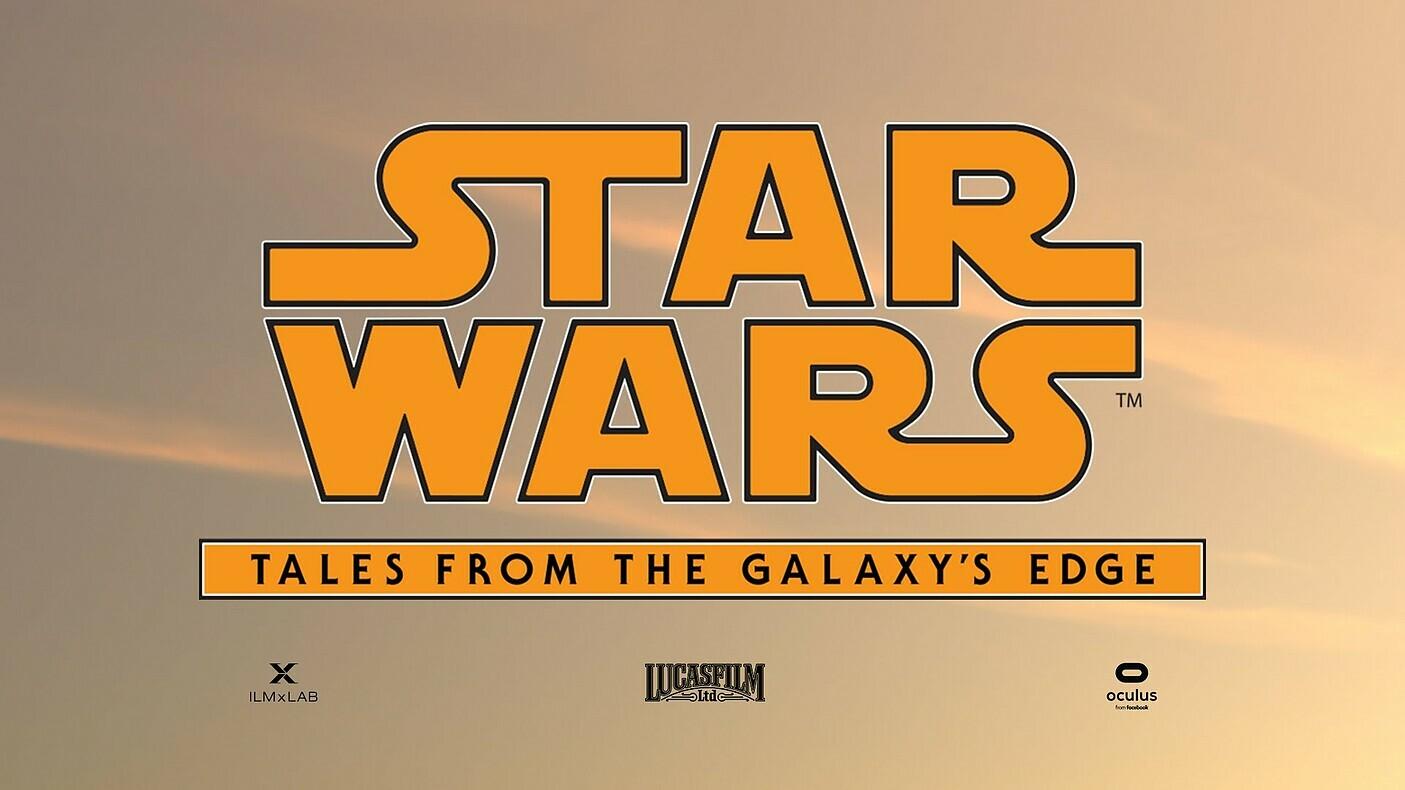Star Wars: Tales from the Galaxy's Edge wurde angekündigt