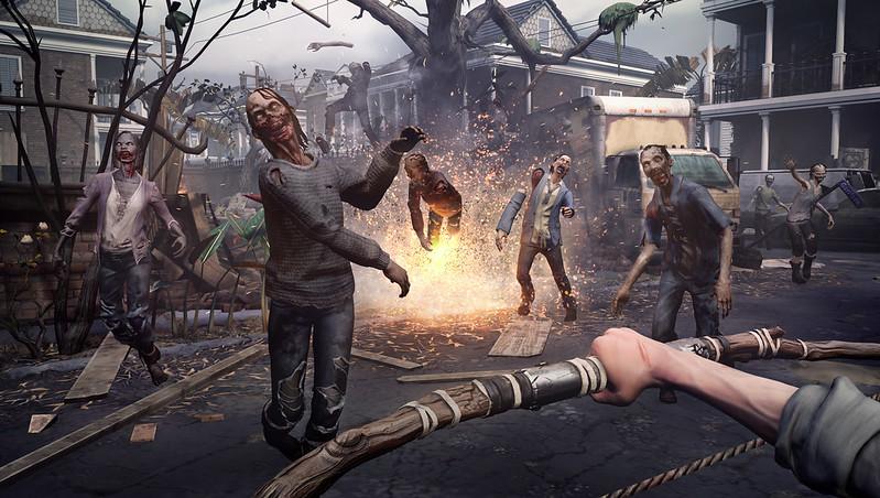 The Walking Dead: Saints & Sinners wurde für PSVR veröffentlicht