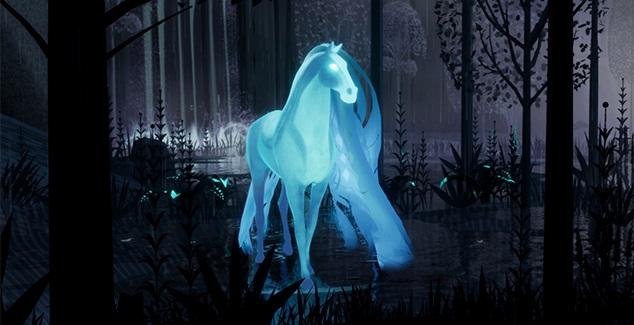 Disney hat den VR-Kurzfilm Myth: A Frozen Tale veröffentlicht
