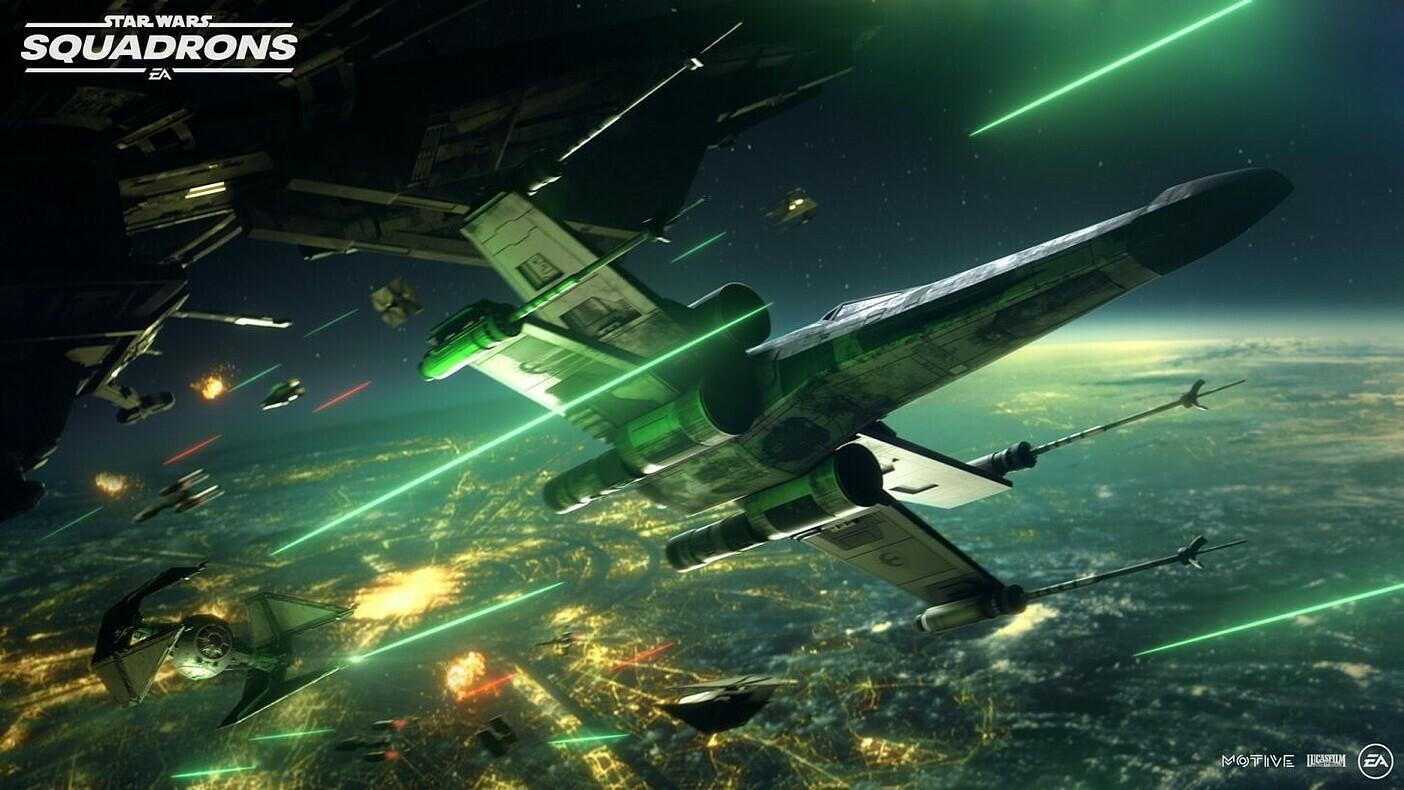 Star Wars: Squadrons mit VR-Modus angekündigt