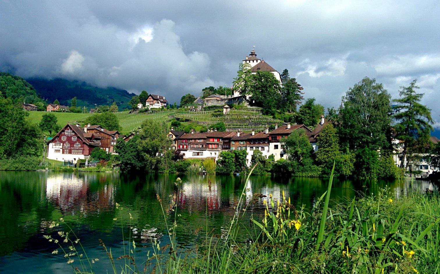 360° unterwegs auf Schloss Werdenberg