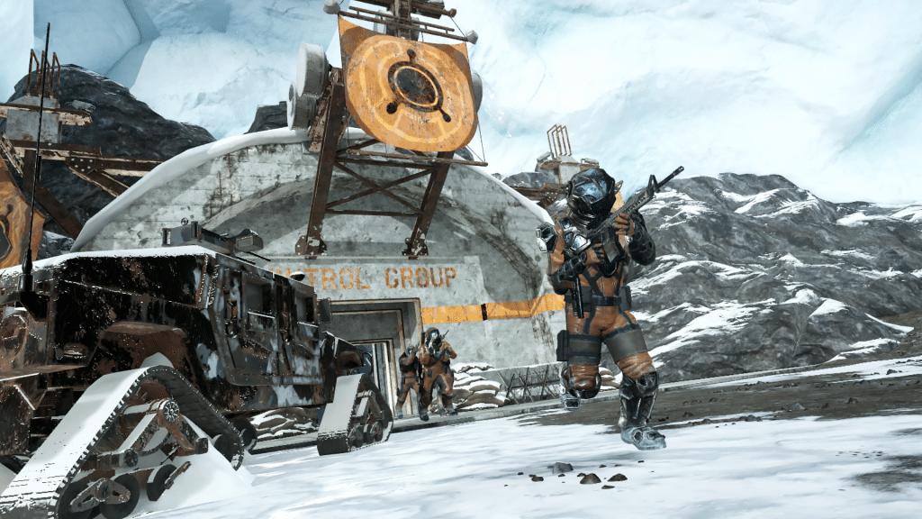 Frostpoint VR: Multiplayer-Shooter von InXile
