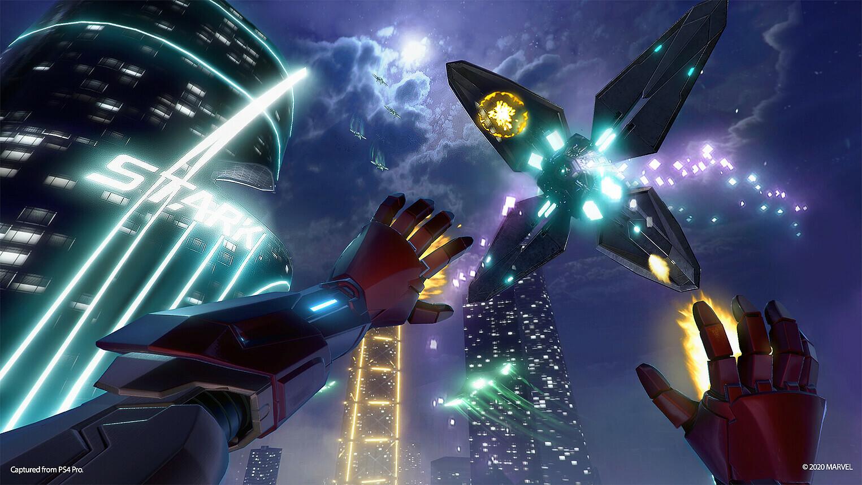 Test: Iron Man VR