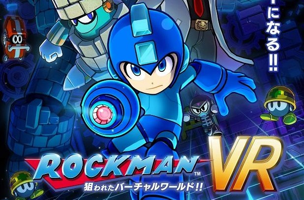 Mega Man VR in Japan erlebbar