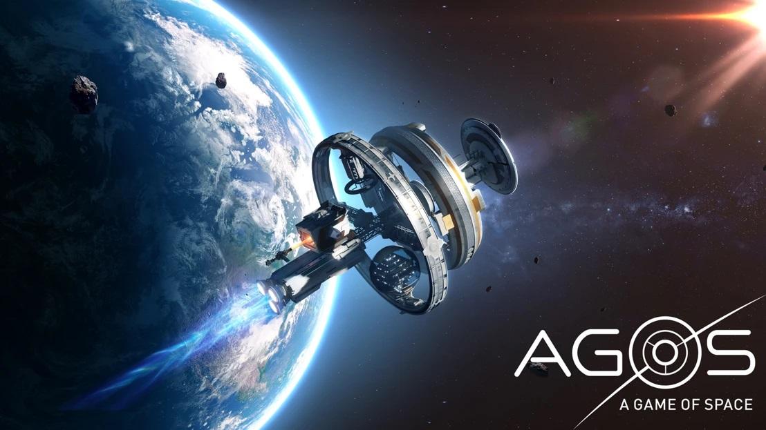 AGOS: A Game of Space erscheint für VR-Systeme