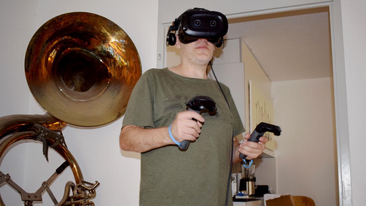 HTC Vive Cosmos Elite im Test