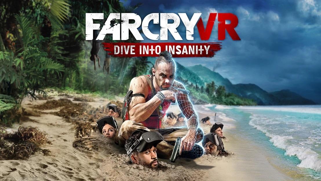 Far Cry VR: Dive into Insanity als standortbasiertes Abenteuer