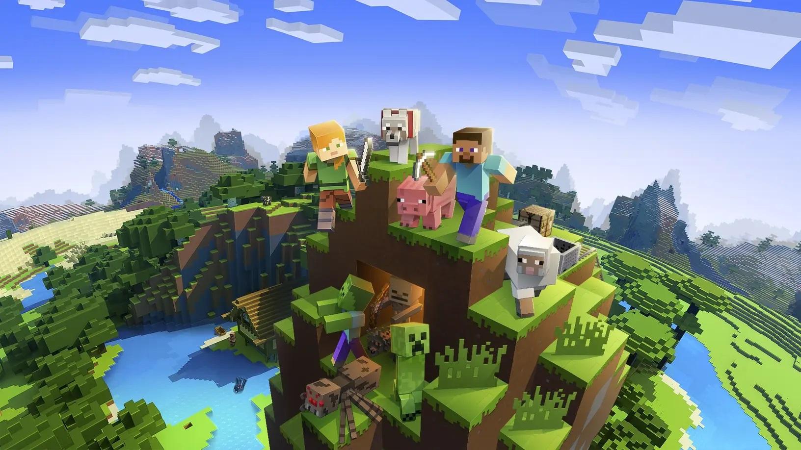 Minecraft bald mit PlayStation VR spielbar