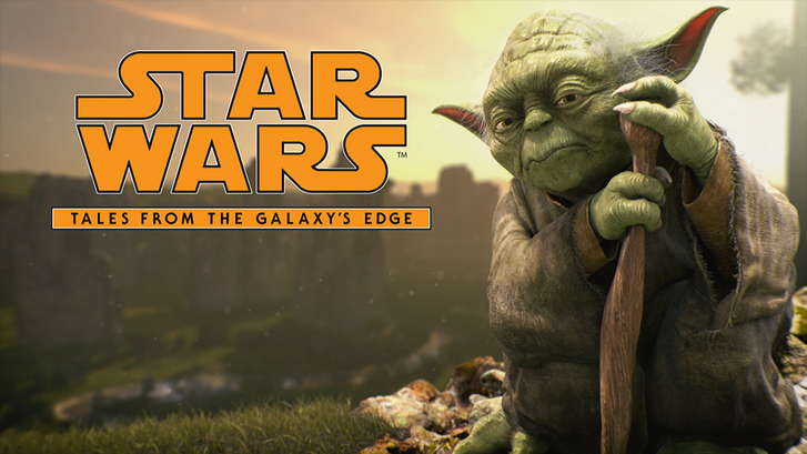Teaser-Trailer zu Star Wars: Tales from the Galaxy's Edge
