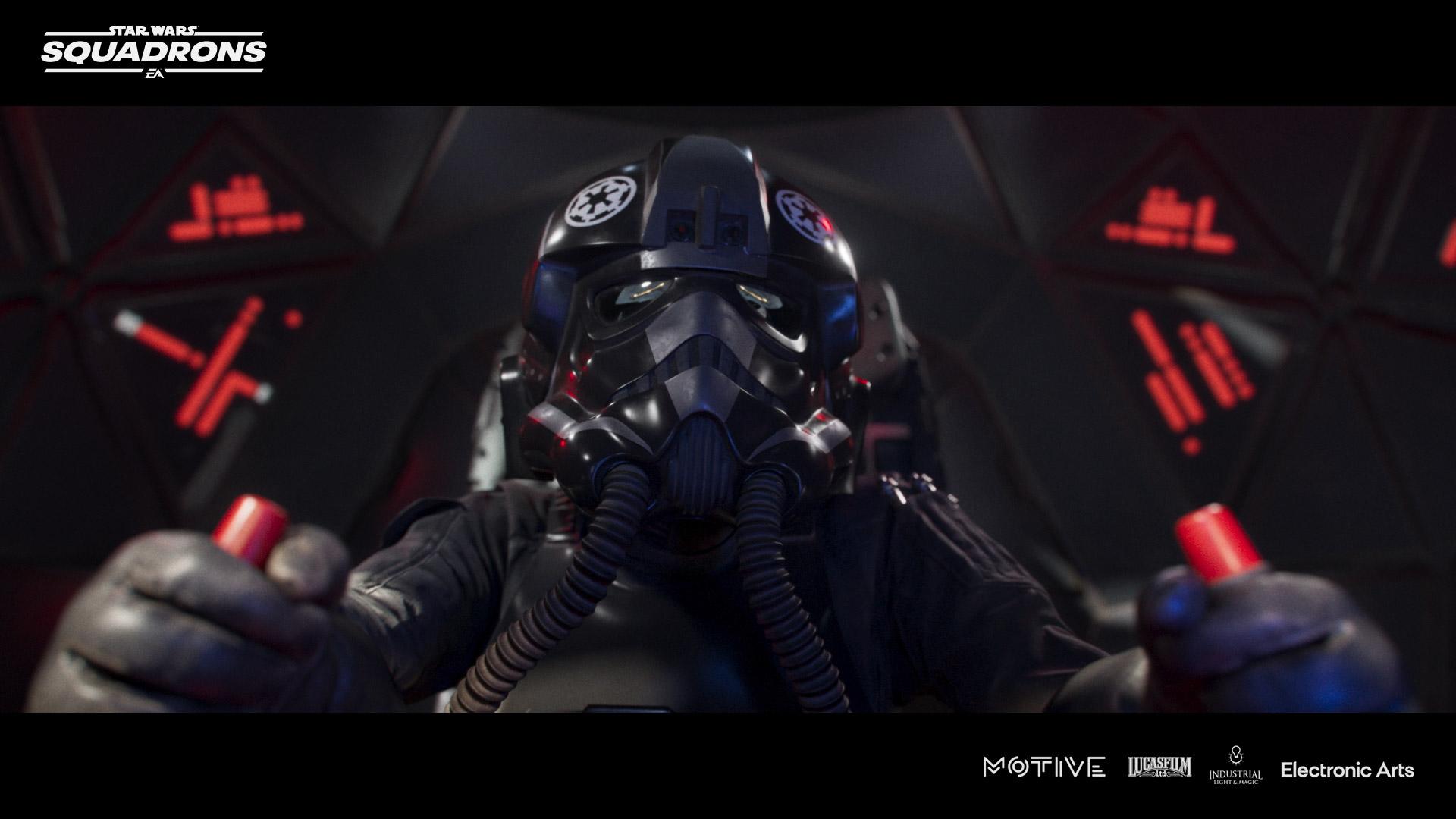 Beeindruckender CGI-Kurzfilm zu Star Wars: Squadrons