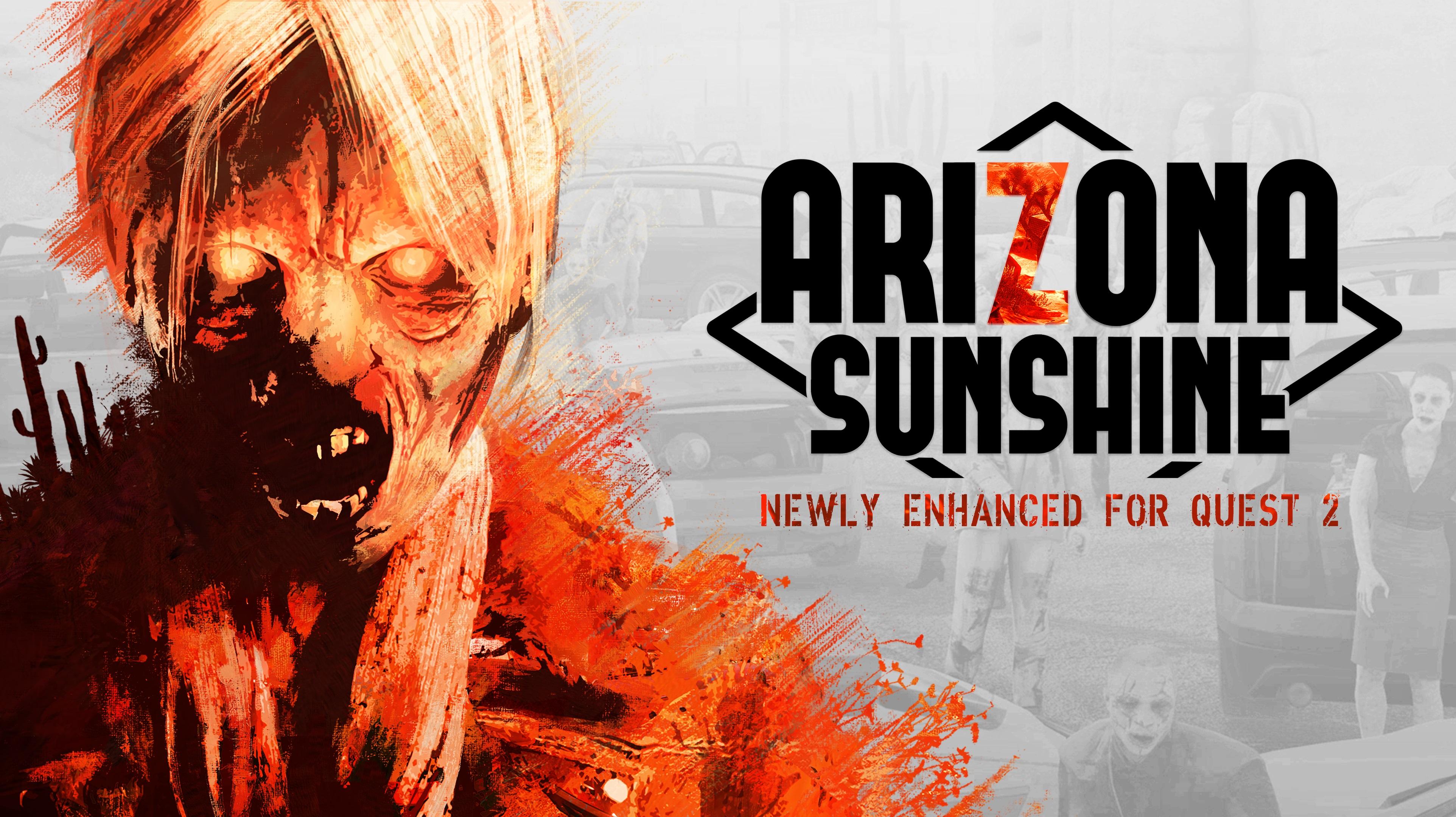 Verbesserte Version von Arizona Sunshine für Quest 2