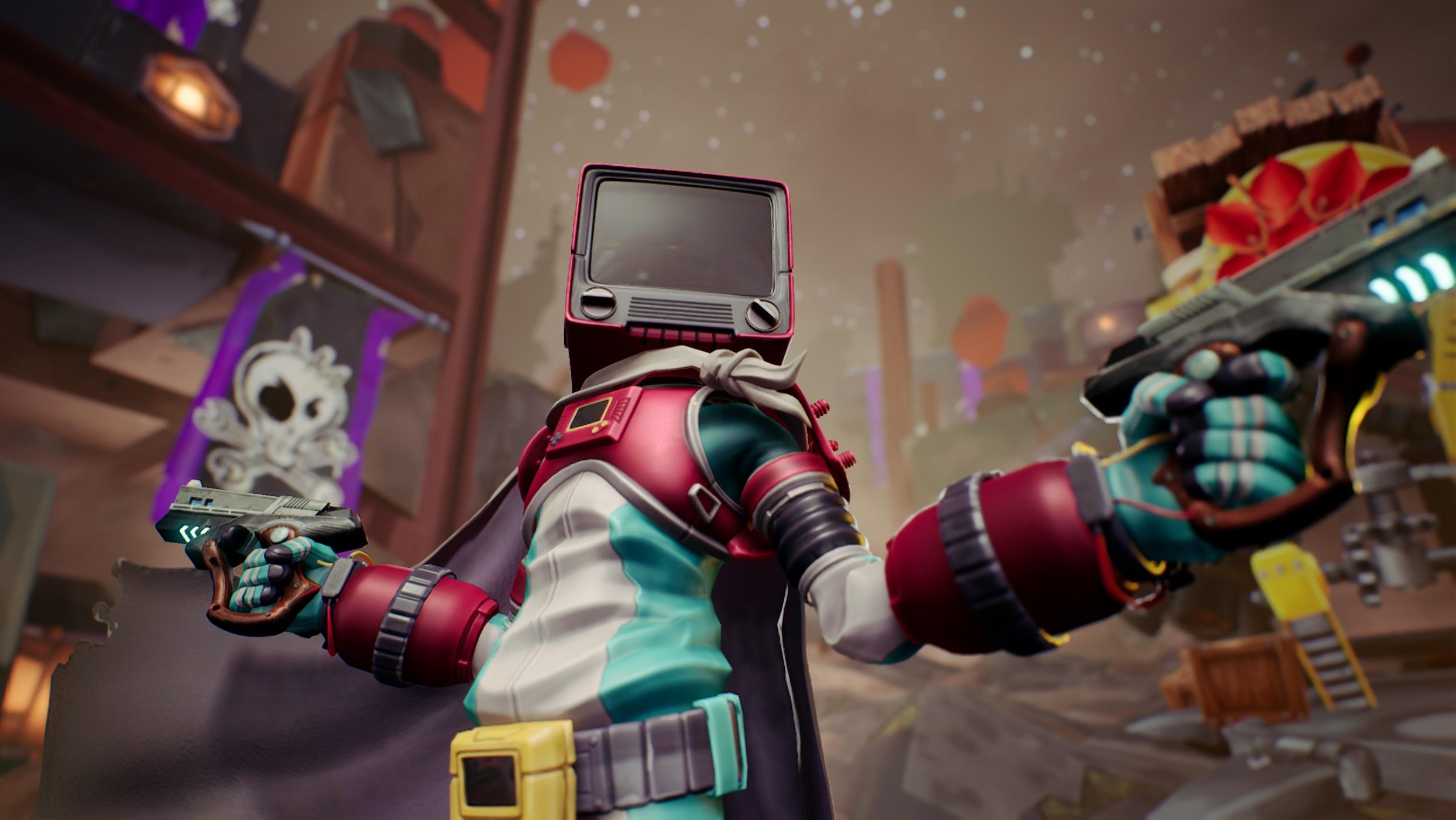 Captain Toonhead: Tower-Defense in VR