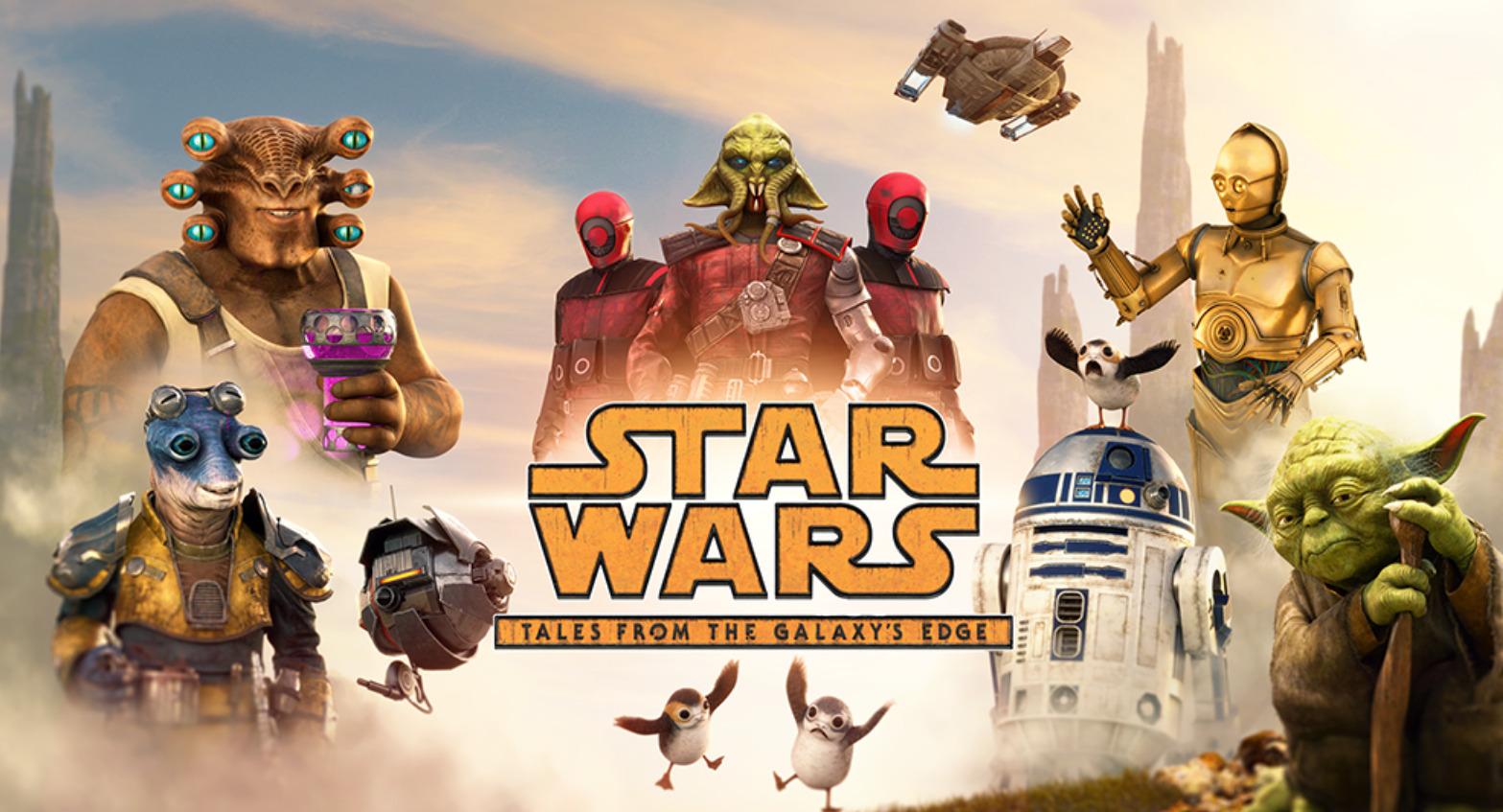 Termin & Trailer zu Star Wars: Tales from the Galaxy's Edge