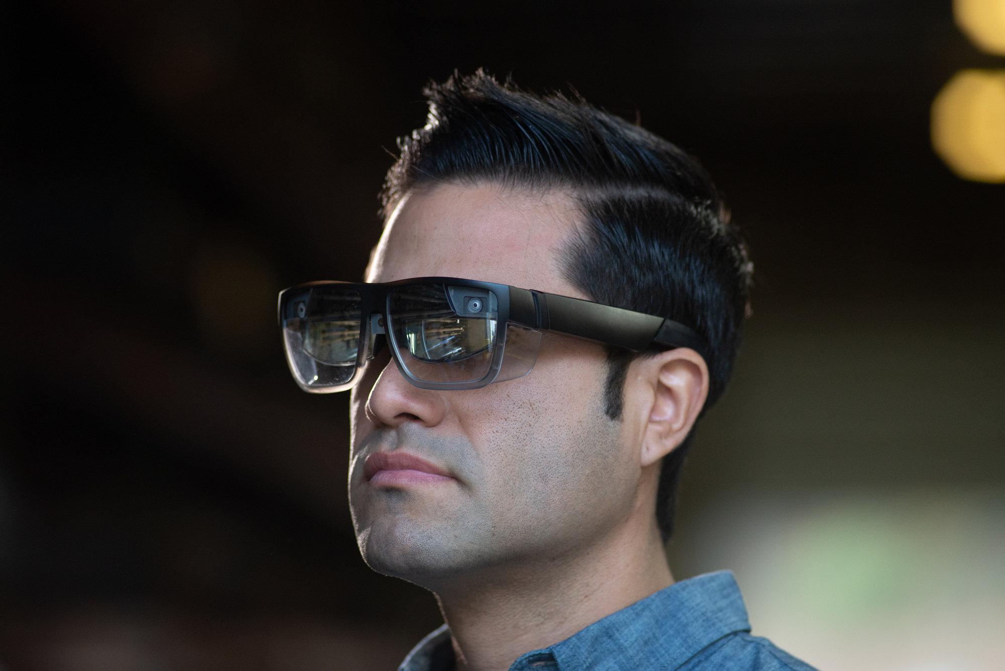 ThinkReality A3 vorgestellt: AR-Brille von Lenovo