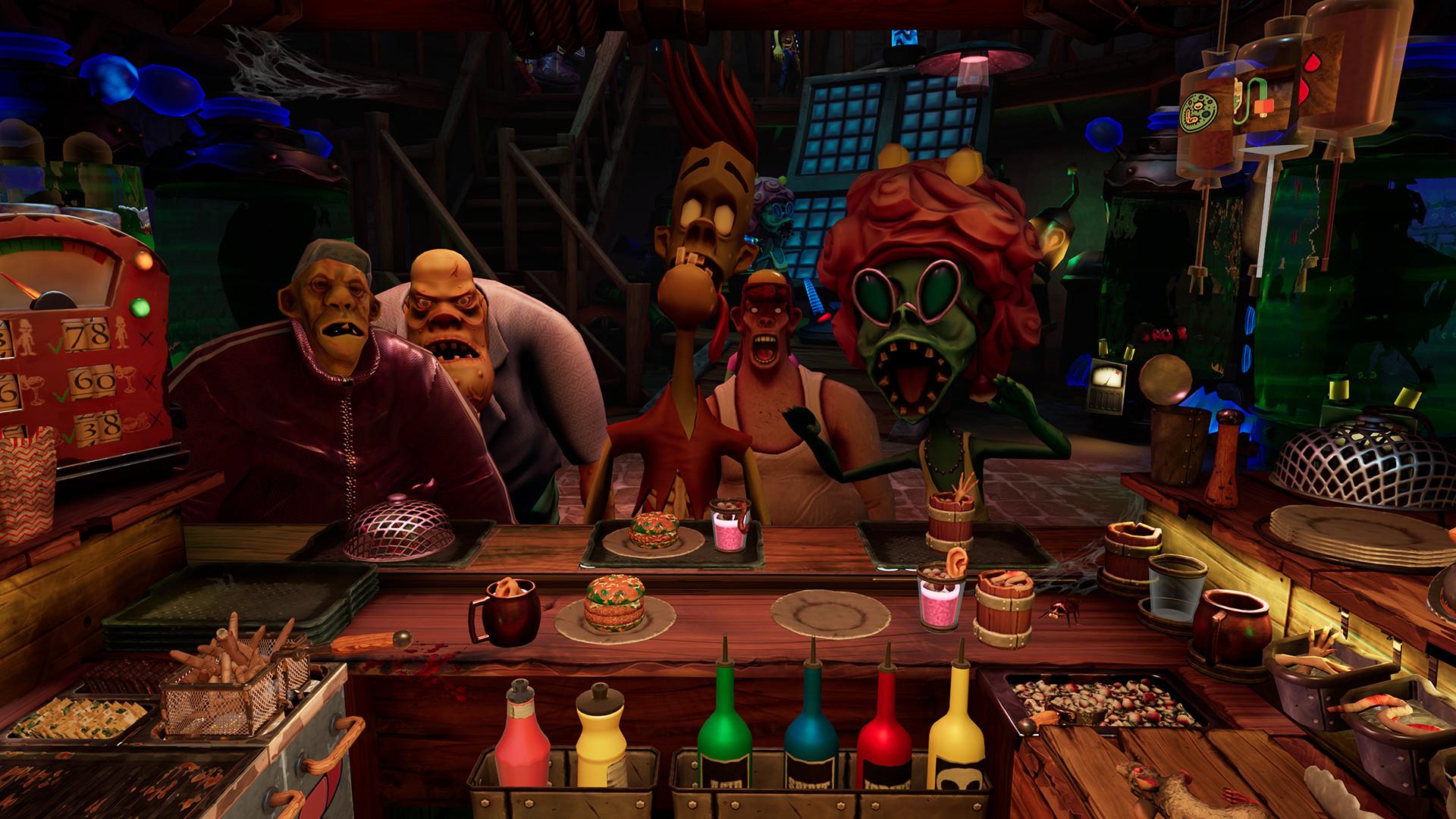 Horror Bar in VR besuchen