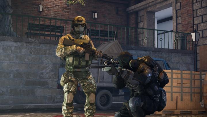 Alvo: Taktischer Team-Shooter für PSVR erhältlich