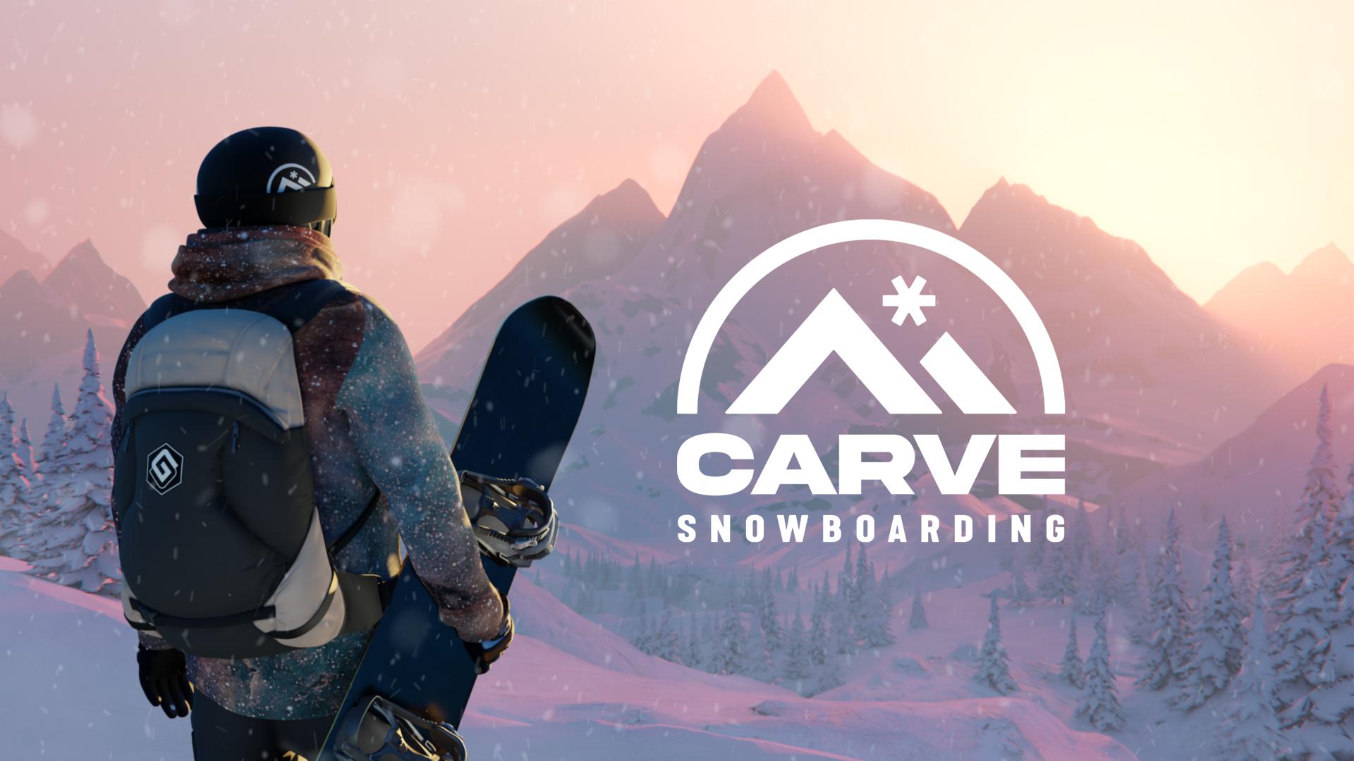 Carve Snowboarding erscheint im Sommer 2021