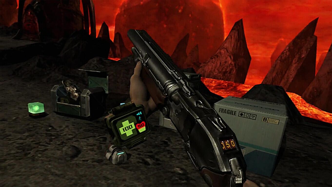 Doom 3 VR im Test