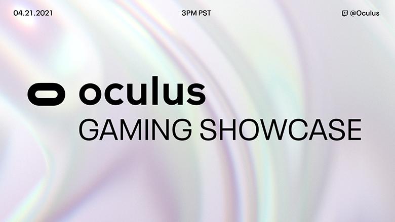 Oculus Gaming Showcase findet statt