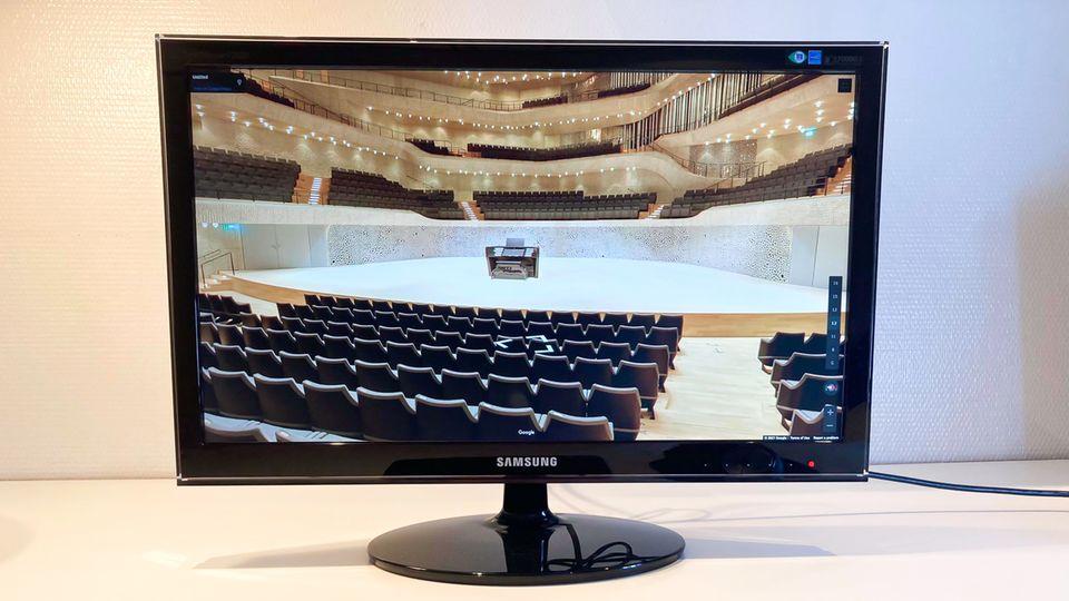Die Elbphilharmonie das bekannte Konzerthaus in Hamburg geht neue Wege und bietet virtuelle Erlebnisse an.