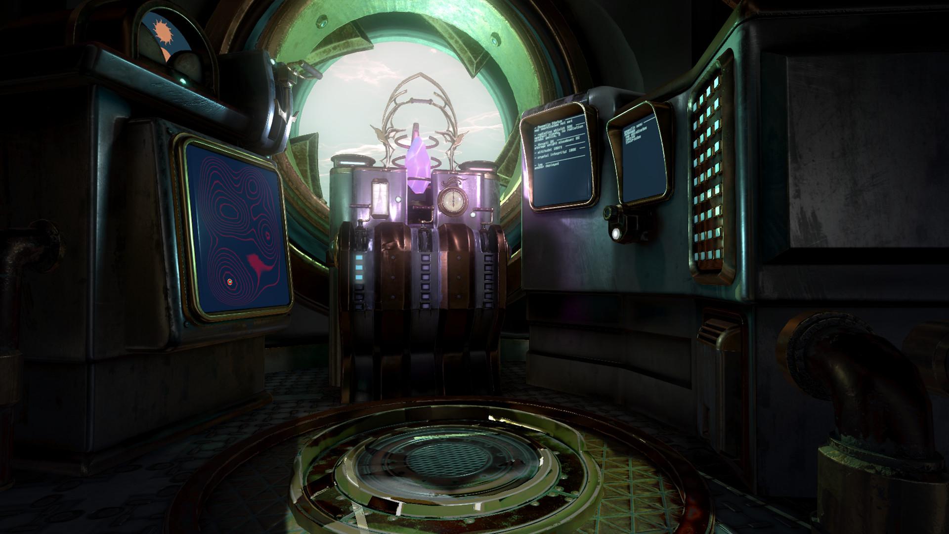 VR-Puzzlespiel A Rogue Escape mit Termin