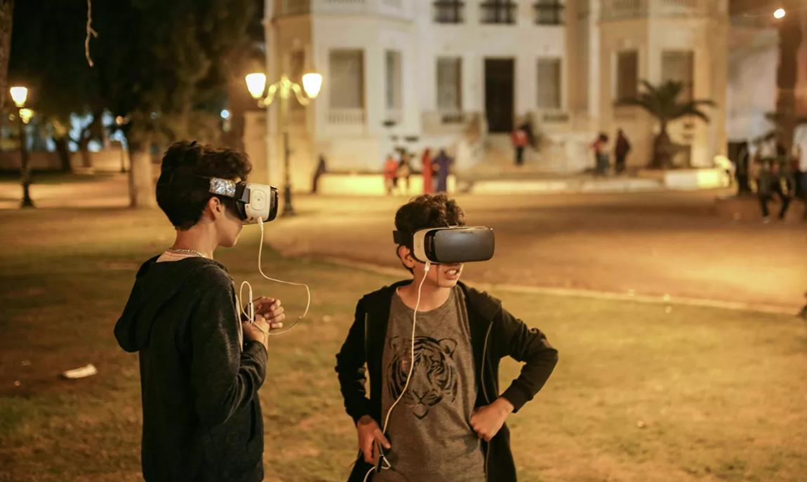 VR Experiment
