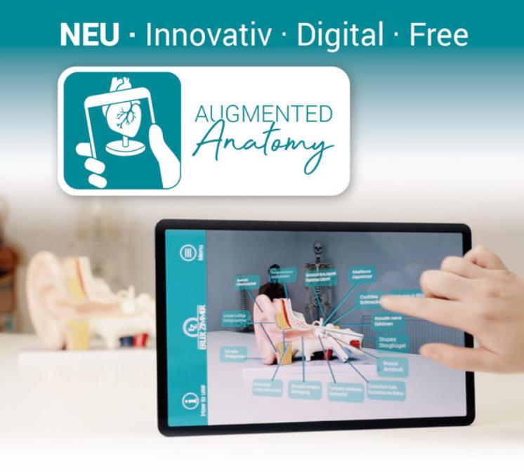 Augmented Anatomy