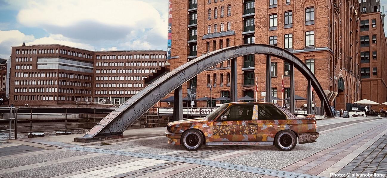 BMW AR Art Basel
