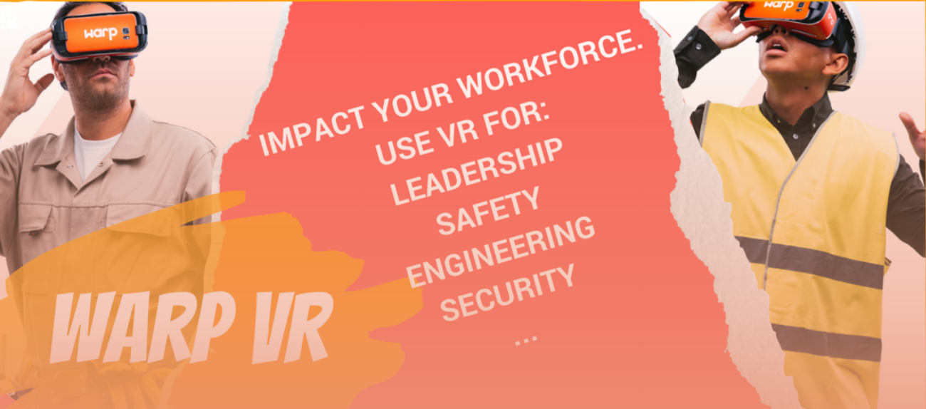 Warp VR Bank Training