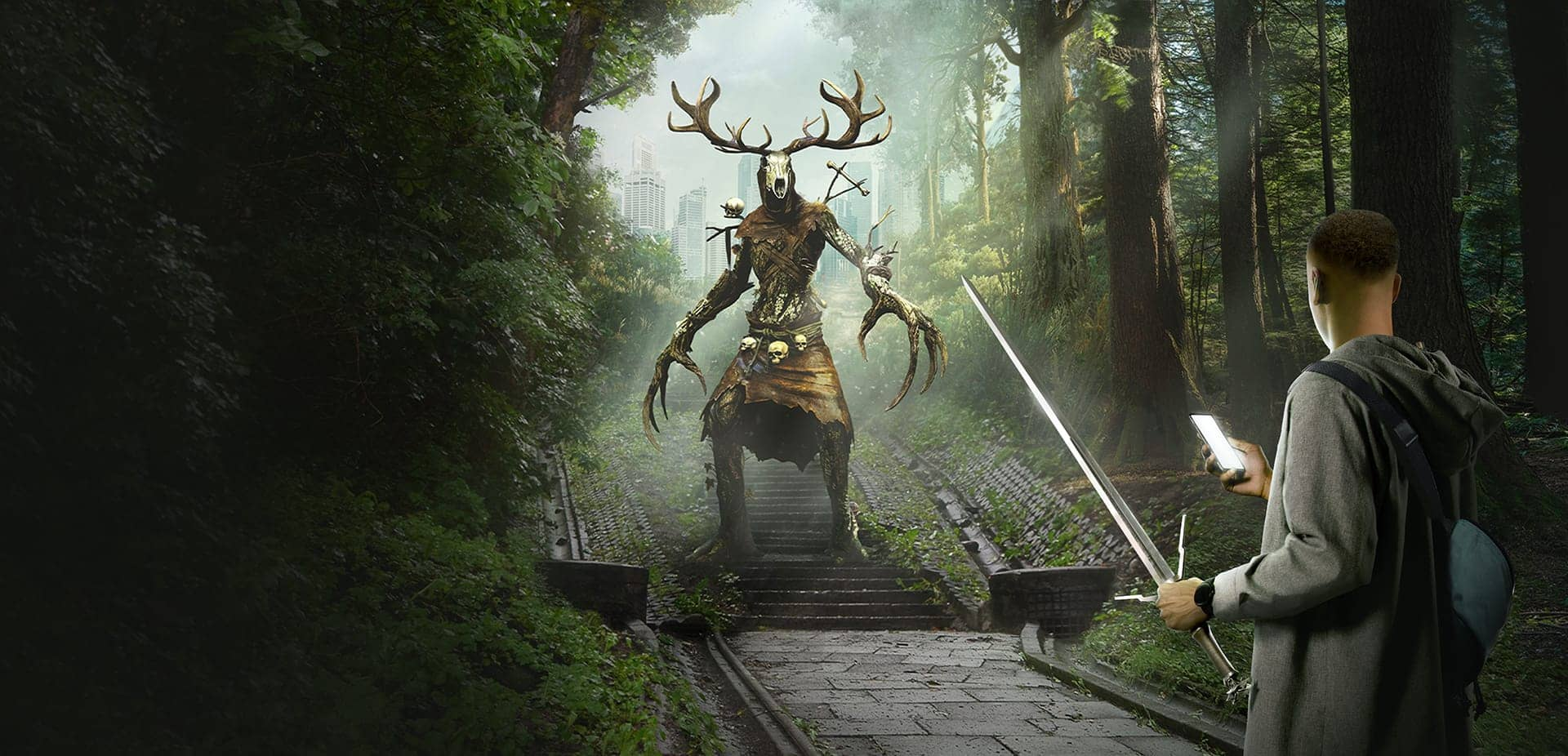 AR-Game The Witcher: Monster Slayer mit Termin