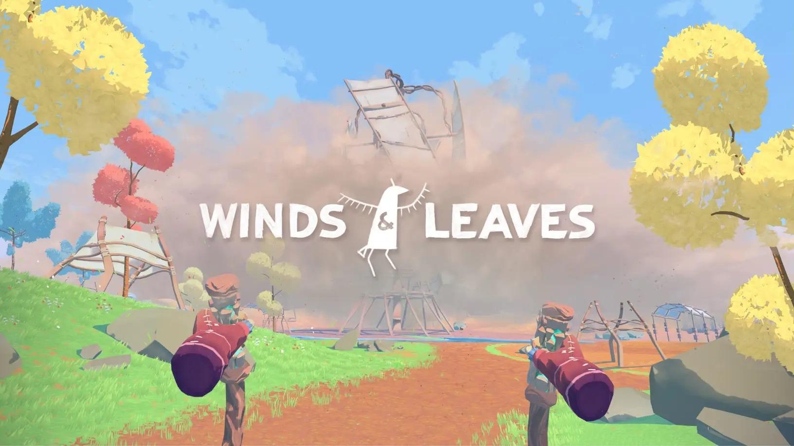 Winds & Leaves: Flora-Aufbauspiel für PSVR