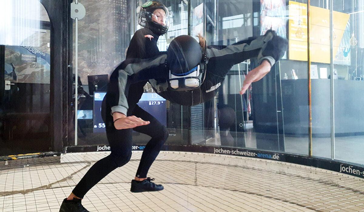 Bodyflying VR